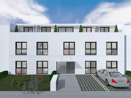 Provisionsfrei: Gepflegte Wohnung mit drei Zimmern und Balkon
