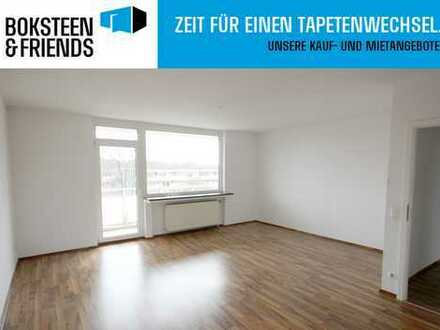 Frisch Saniert! Schöne 3,5-Zimmer Wohnung mit Balkon nahe dem Ruhrpark!