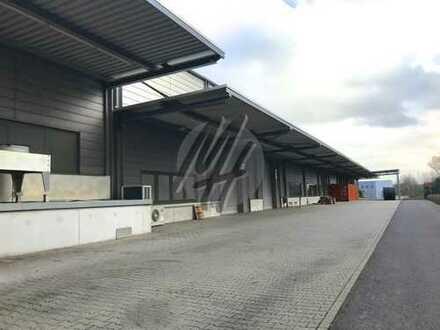 Moderne Lagerflächen (1.800 qm) & Büroflächen (340 qm) zu vermieten