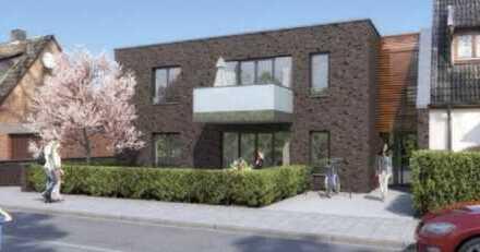Erstbezug mit Einbauküche, Terasse und Garten: exklusive 3-Zimmer-Wohnung in Münster-Mauritz
