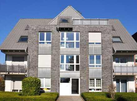 Anspruchsvolle 3 Zimmer Wohnung mit 2 Balkonen