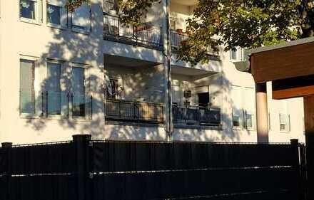 Gepflegte 3-Zimmer-Wohnung mit Loggia und Carportstellplatz in Halle (Westfalen)
