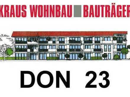Traumhafte 3 Zimmer Erdgeschoss Wohnung mit Garten mitten in Meitingen