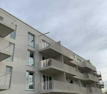 Schöne zwei Zimmer Wohnung in Germering mit Alpenblick zum Erstbezug