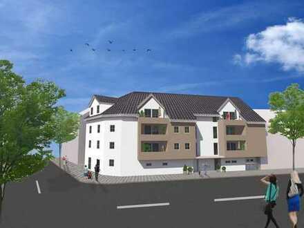 Neubau-Erstbezug: Etagenwohnungen im Herzen von Worms