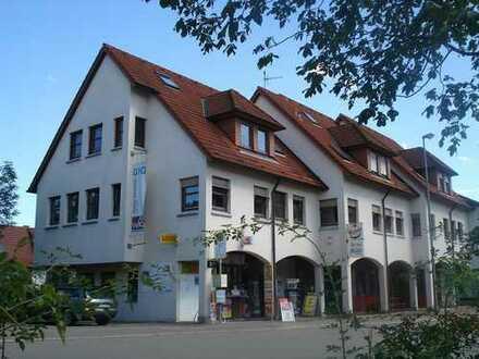 Repräsentative Büroräume in der Ortsmitte von Dettingen! Teilbar !