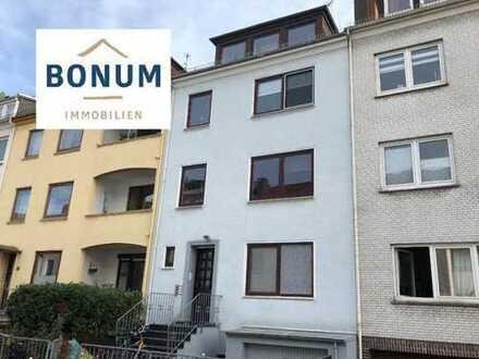 Helle, gepflegte 2-Zi-Wohnung, im beliebten Flüsseviertel