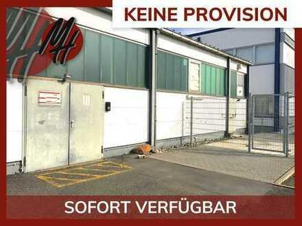 PROVISIONSFREI! Lager-/Produktionsflächen (320 qm) & Büroflächen (200 qm) zu vermieten