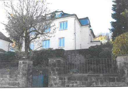 Alte Villa im Musikerviertel