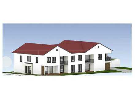 Spitzen NEUBAU 3-Zimmer-OG-Wohnung Nr. 3 in Gerolsbach / Nähe S2 Petershausen zu verkaufen!