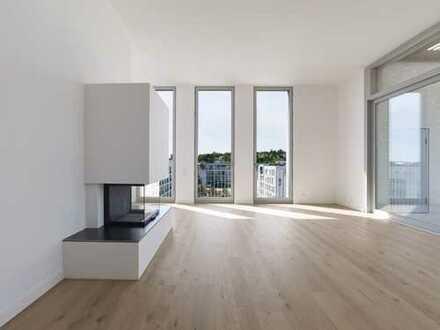 +KILLESBERGHÖHE: Penthouse der Superlative in Stuttgart mit separatem Mini-Apartment+
