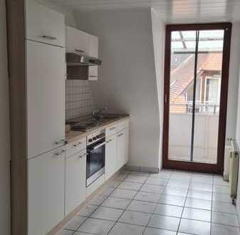 2-Zimmer-Wohnung mit Balkon und EBK in Nürnberg-Südtstadt