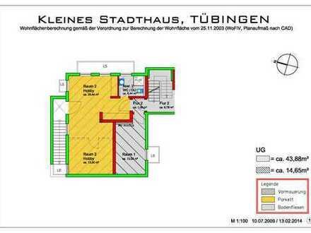 Zentral, schön möbliert Wohnen - 2-Zimmer App. mit DU/WC, Küche, Universität/Klinikviertel