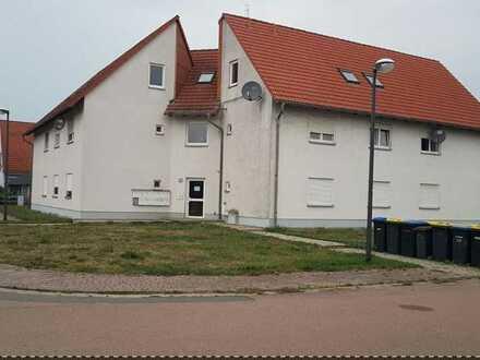 Preiswerte 1-Zimmer-Appartement mit Einbauküche in Griesen/Wörlitz