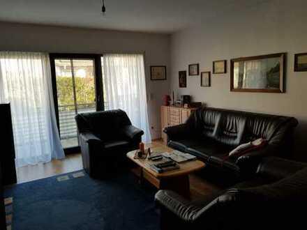 1-Zimmer-Appartement - in schöner ruhiger Lage