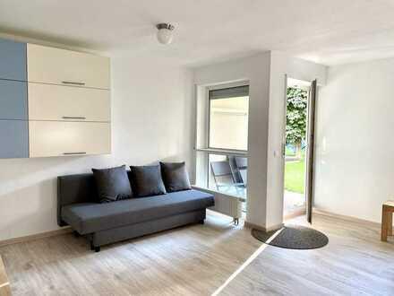 Möbliertes 1-Zimmer-Apartment zum Wohlfühlen!