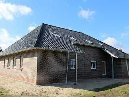 Wohnglück in Varel! Neubau Doppelhaushälften in Langendamm