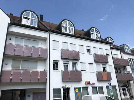 Rentner aufgepasst! 2-Zimmer-Obergeschosswohnung mit Balkon in Pfaffenhofen a. d. Ilm zu vermieten!