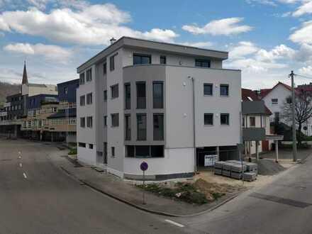 Barrierefreie 3-Zimmer-Wohnung mit Balkon und Einbauküche in Donzdorf