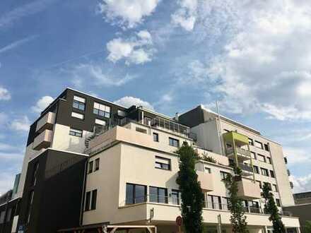 City-Living der Extraklasse!! Traumhaft schöne Terrassen-Wohnung mit Fernblick
