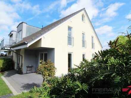 FREIRAUM4 +++ Exklusive Doppelhaushälfte in Wilnsdorf!