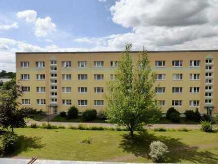 Ruhige 3-Zimmer-Wohnung mit Balkon und Keller in Alt Ruppin