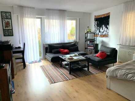 Möblierte 2-Zimmer-Wohnung im ruhig gelegenen Weilimdorf