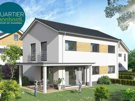 Freistehendes EFH N°7 inklusive ca. 594 m² Grund Quartier Leonhardi am Auwaldsee