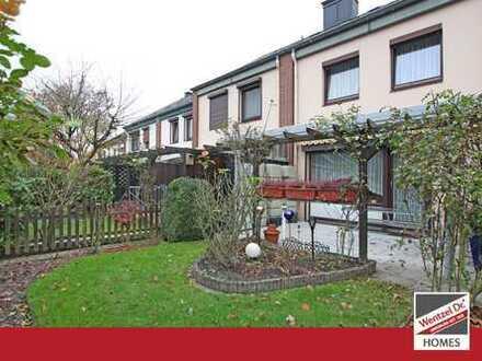 PROVISIONSFREI für Käufer – Gemütliches Reihenhaus in ruhiger und zentraler Lage von HH-Billstedt
