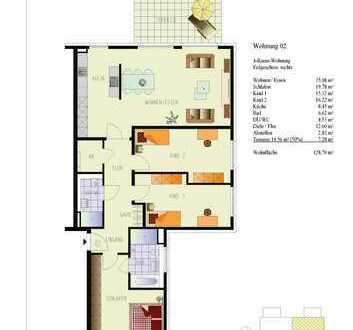 Provisionsfrei, Neubau Eigentumswohnung, EG mit Garten und Terrasse