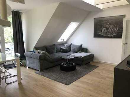Moderne 2-Zi. Maisonette Wohnung in schöner Wohnanlage