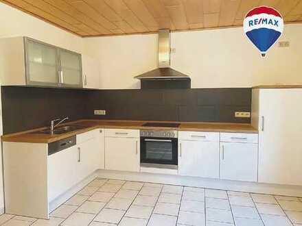 Gepflegtes 1-Zimmer-Appartement mit hochwertiger Einbauküche in Roschberg
