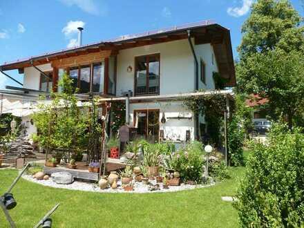 WOHLFÜHLOBJEKT Weissensee-Füssen: Exklusives, hochwertiges EFH mit wunderschöner Gartenanlage