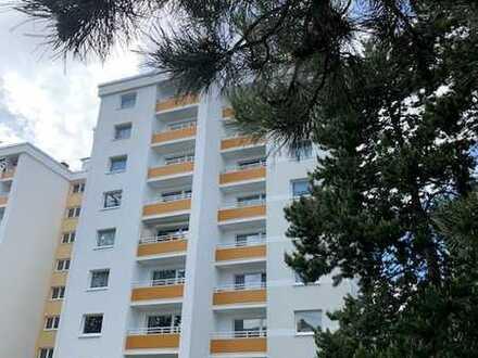 Hübsche sanierte 2 Zimmerwohnung mit Balkon zu vermieten