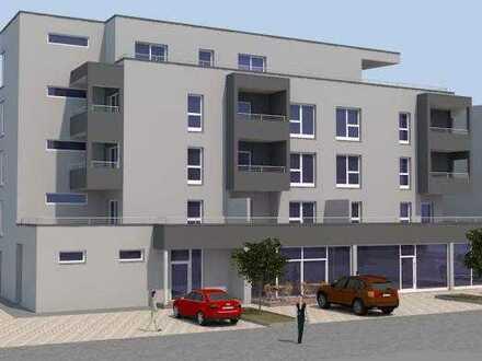 Neubau Erstbezug - Wohnen in zentraler Lage in Waldmohr direkt am Markt