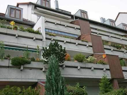 Wohnen in einer Terrassenwohnanlage