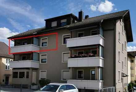 3 ½ Zimmer Wohnung in Bad Säckingen ab 01.11.2019 bezugsfrei!