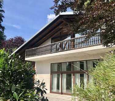 Seenahe Villa in prominenter Lage Tutzing