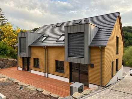 Neugebaute, schöne Doppelhaushälfte mit fünf Zimmern in Heilbronn (Kreis), Löwenstein