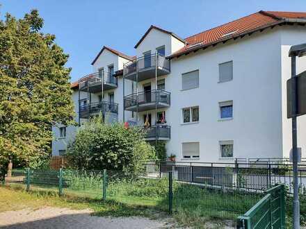 Vermietete 3-Zi.-Wohnung mit Balkon am Rande von Leimen-St. Ilgen