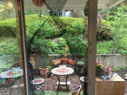 RESERVIERT - Schöne, ruhige 2-Zimmer-Whg. mit Terrasse - Nachmieter gesucht