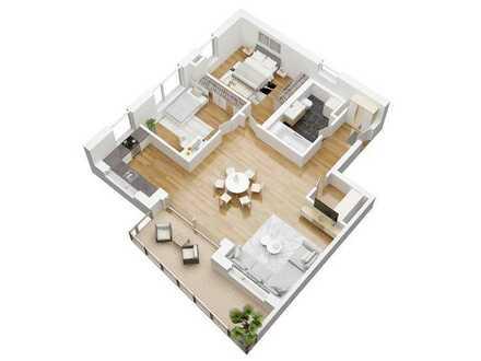 Haus Urban Alps - wunderschöne Wohnung zu verkaufen **Förderung durch KfW 40+ Standard**