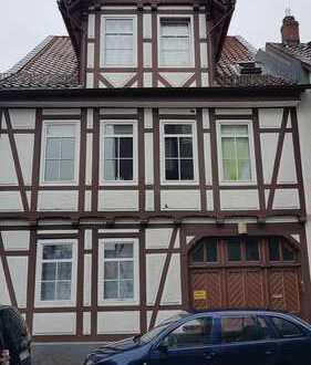 Wohnen in der Altstadt von Goslar: Handwerklich begabte Mietergemeinschaft gesucht