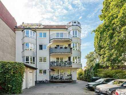 Traumhafte 3 ZKB Wohnung zur Kapitalanlage in Pankow