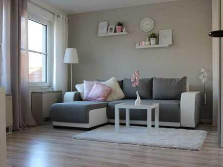 Studenten & Singles: Stilvoll möblierte Wohnung inkl. Küche direkt in der City (nahe Schloss & Uni)