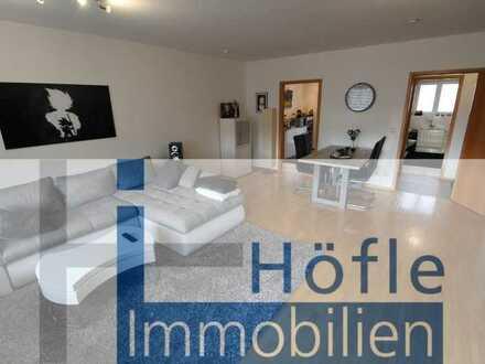 Großzügige 2 ZKB Wohnung mit TG Stellplatz und 2 Balkonen in Einhausen zu vermieten.
