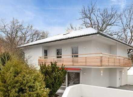 Moderne Villa – viel Freiraum in bevorzugter Naturlage