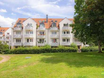 Eigennutz oder zur soliden Investition in ruhiger Lage - 3-Raum-Maisonette, Badewanne, 3 Balkone