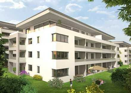 Elegante 3,5-Zimmer-Wohnung (E-12) für anspruchsvolle Paare / 90,33 m² im 1. OG / inkl. Küche