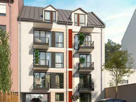 Ein Plus an Lebensqualität: Moderne 2 Zimmer Eigentumswohnung